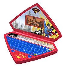 Superman Advanced Bilingual Laptop
