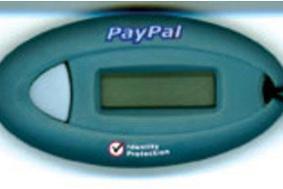 PayPal Key fob