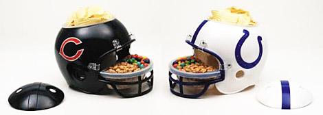 Snack Helmets