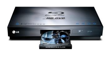 LG Super Multi Blu player