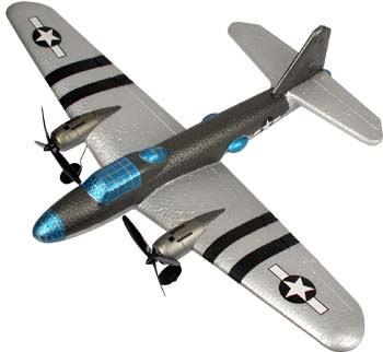 RC bomber from hobbytron