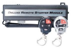 Design Tech Remote Car Starter
