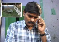 Cellphone pump