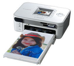 Canon's New Selphy Printer