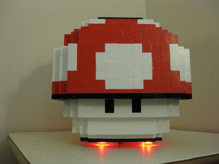 8-Bit PC case Super Mushroom