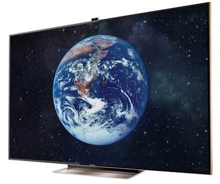 Samsung 75-Inch flagship TV