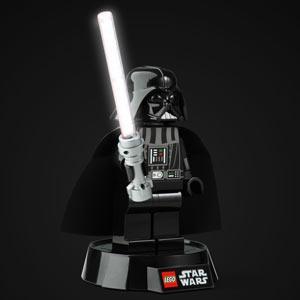 Lego Star Wars Darth Vader Desk Lamp Coolest Gadgets
