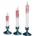 Blood Dripping Candles