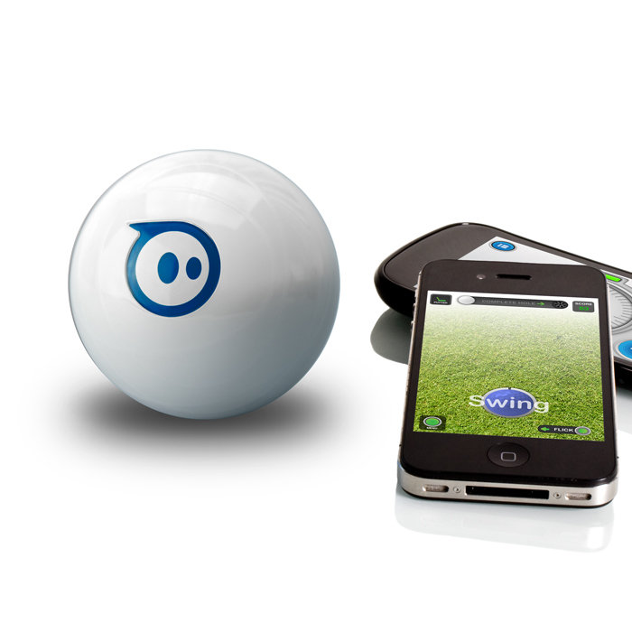 Sphero® App-Controlled Wireless Robotic Ball