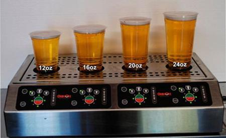 Bottoms Up Draft Beer Dispensing System 187 Coolest Gadgets
