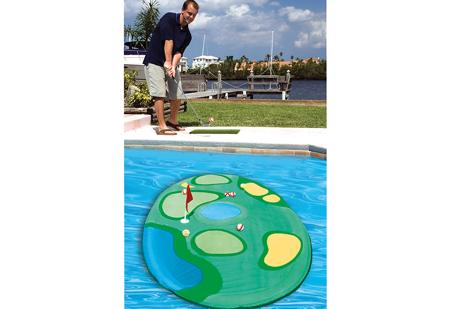 Pro Chip Floating Golf Game