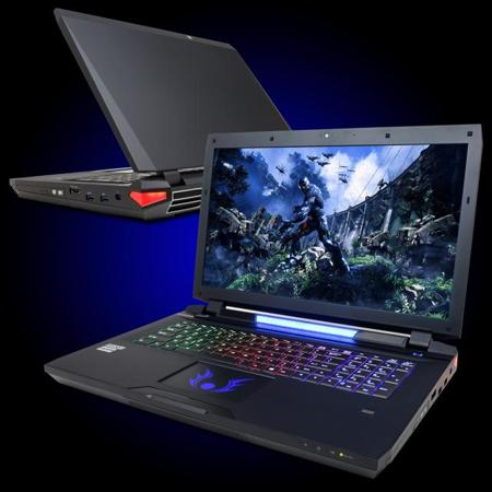 Fang Taipan M2 gaming laptop