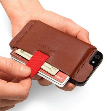 Wally iPhone Wallet Case