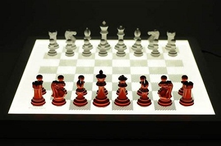 Dark Chess Set