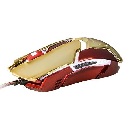 Iron Man 3 gaming Mouse