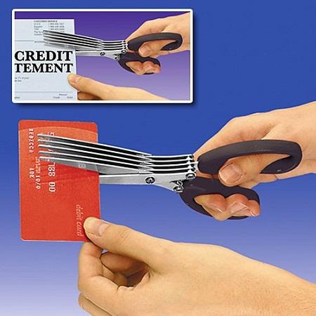 Scissor Shredder