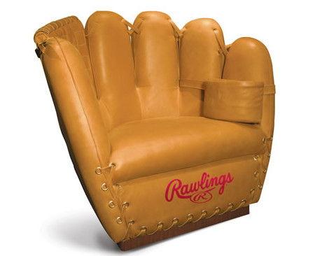 baseball-glove-chair