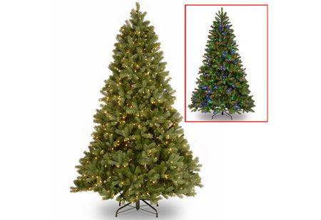 prelit-tree
