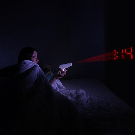 secret_agent_projection_alarm_clock_in_use