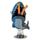 Dashboard Dancers, Man Eating Shark