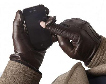 Leather Genius Gloves