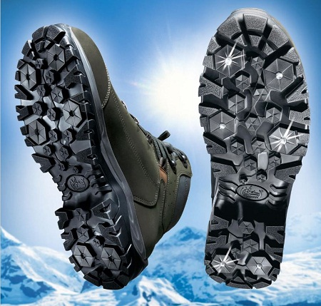 Retractable Spiked Snow Boots