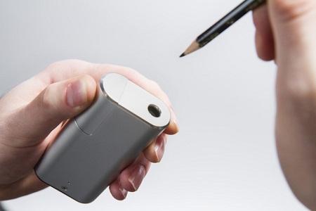 iDraw Modernist Pencil Sharpener