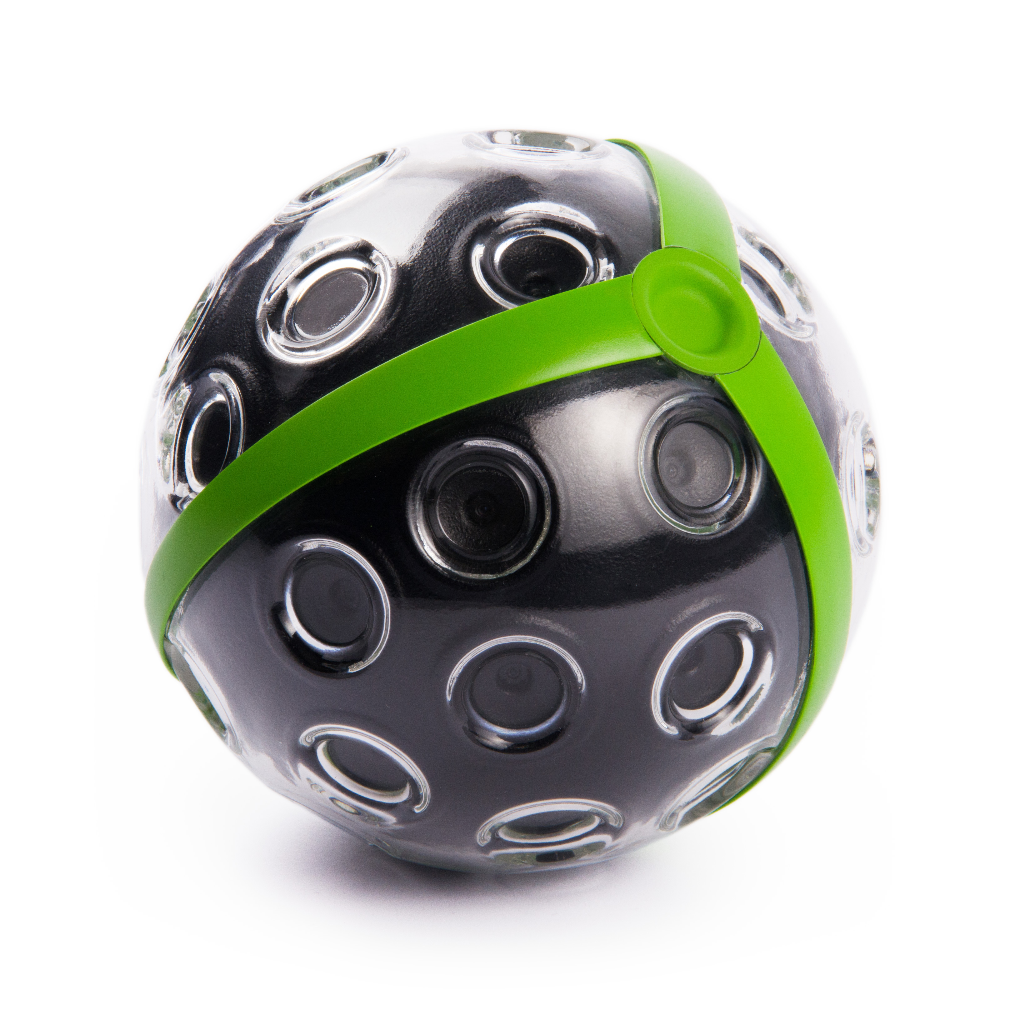 Panono throwable panoramic ball camera