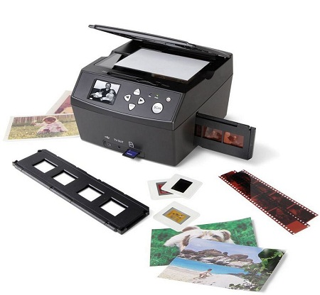 Desktop Photograph to Digital photo scanner