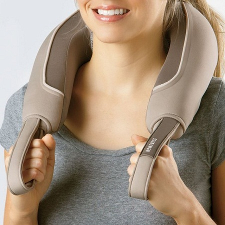 Shiatsu and Vibration Massager