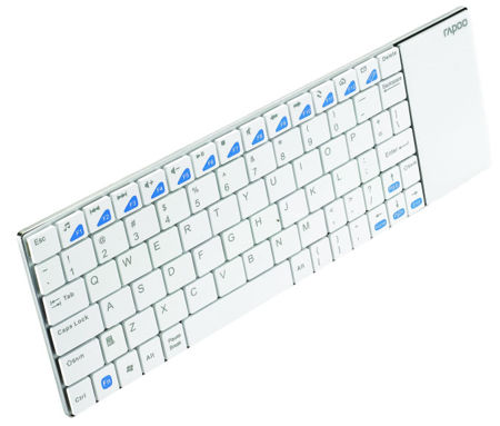 Rapoo E2700 multimedia wireless keyboard