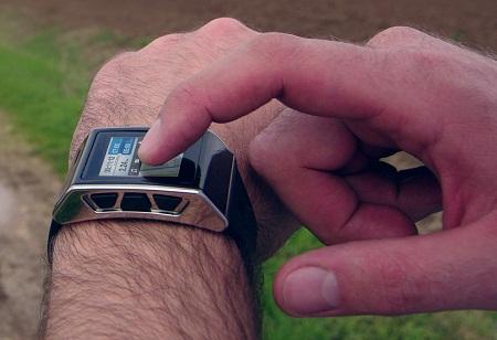 Exetech Smartwatch-Phone