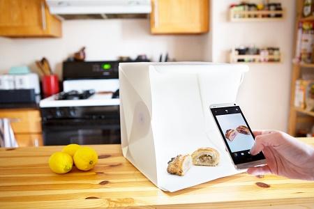 Foldio portable light studio