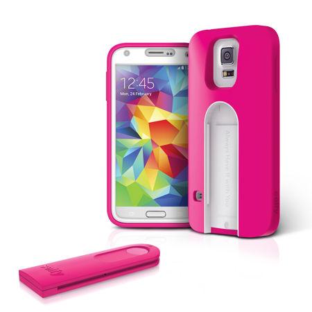 Galaxy S5 Pink