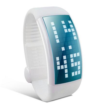 Pedometer Wrist watch