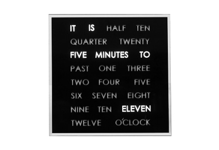 led-word-clock