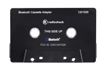 Bluetooth Cassette Adapter for cars