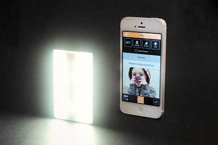 nove wireless phone flash