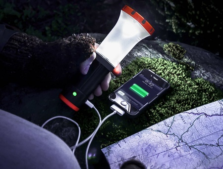 UCO light and USB charger