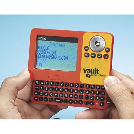 vault-password-keeper