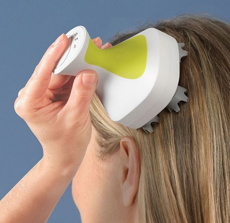 Handheld Head and Neck Massager