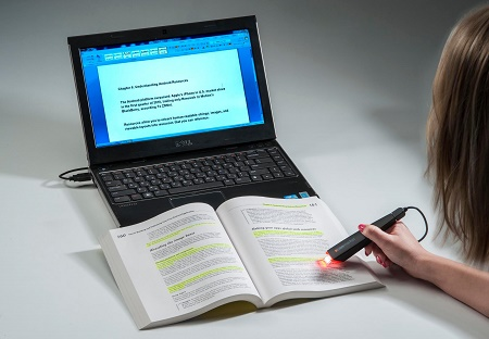 Scan Marker Pen Scanner