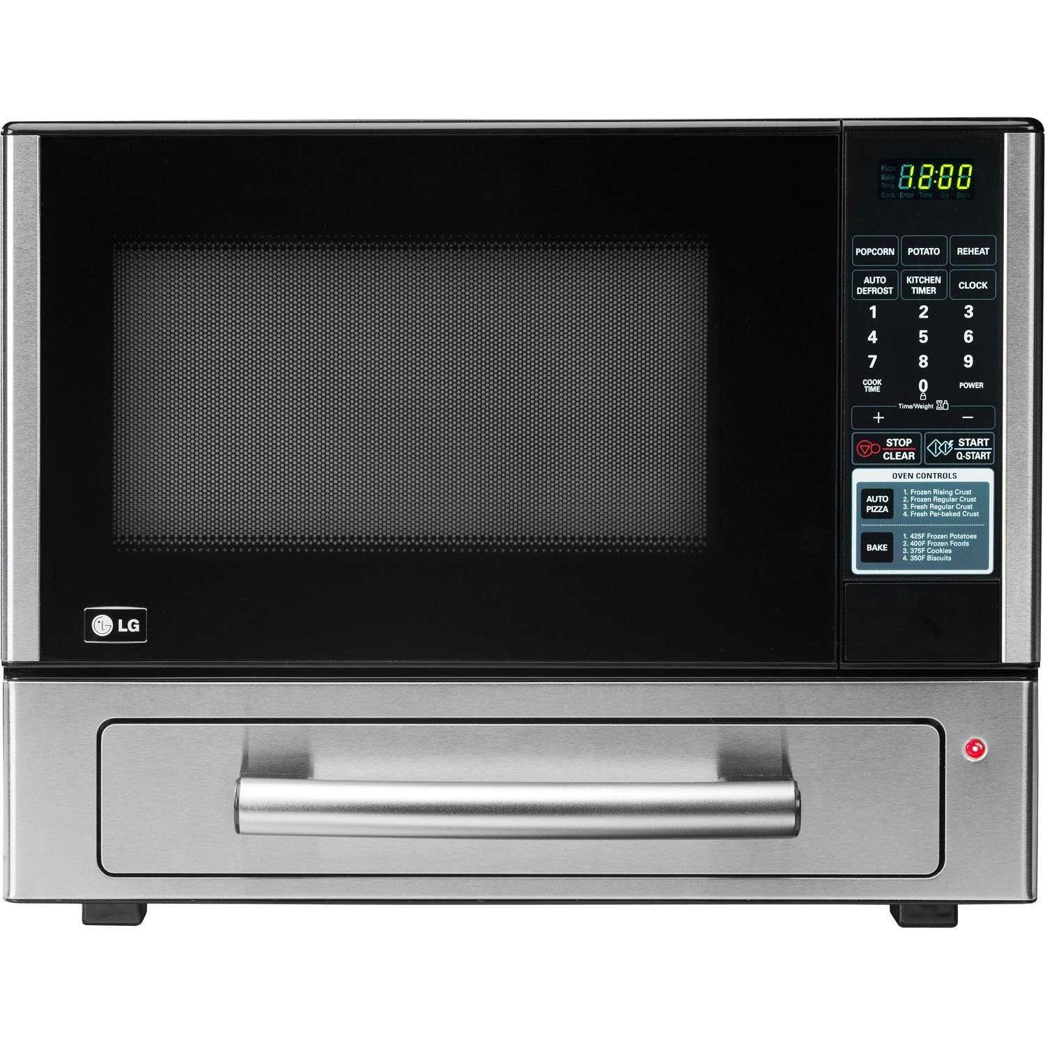 Lg S Microwave Baking Oven Fast Food Almost Anywhere