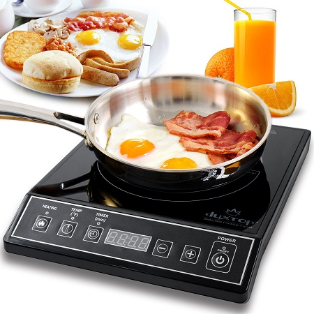 DUXTOP COOKTOP POrtable countertop induction burner