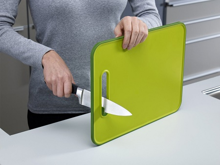 Joseph Joseph Cutting Board and knife sharpener