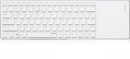 Rapoo E6700 Bluetooth Touchpad Keyboard