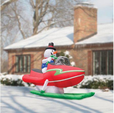 snowmobiling-snowman