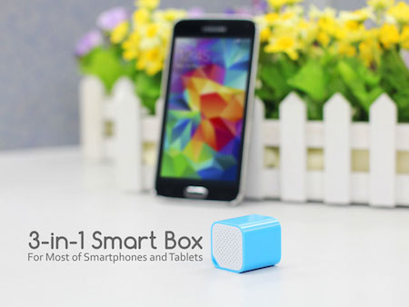 3-in-1 smartbox