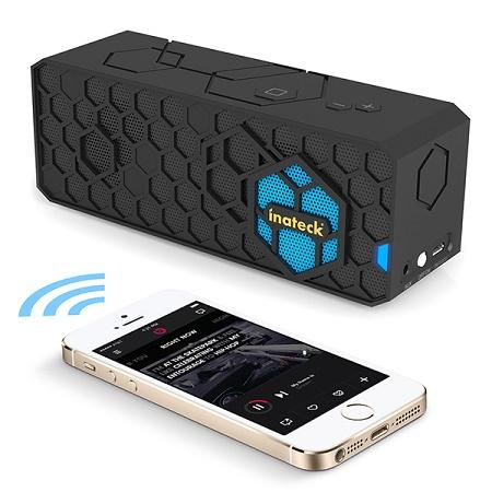 Inateck BTSP-10 Bluetooth Speaker-1