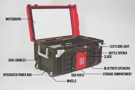 Coolbox tool kit